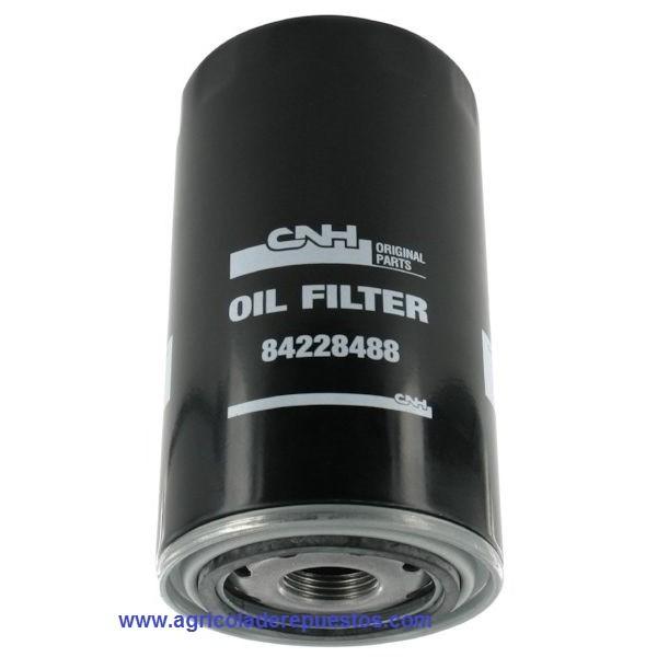 Filtro de aceite T7.210. CNH