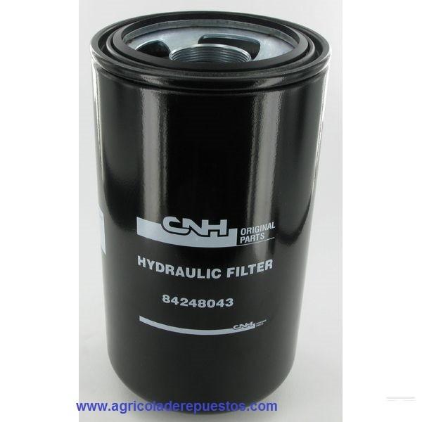 Filtro hidráulico T4.95. CNH