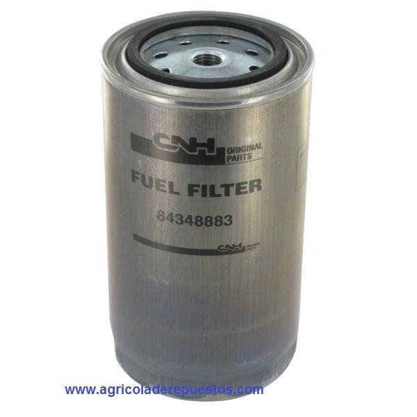 Filtro de combustible T8.300. NH