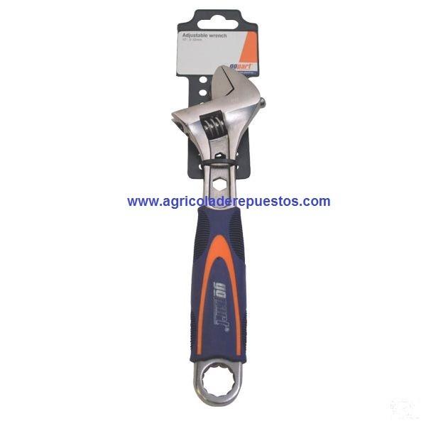 "Llave ajustable 10"" - 250 mm. Gopart"