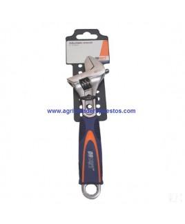 "Llave ajustable 8"" - 200 mm. Gopart"