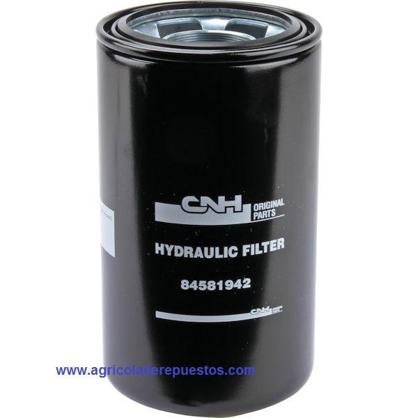 Filtro hidráulico principal T4.95. CNH