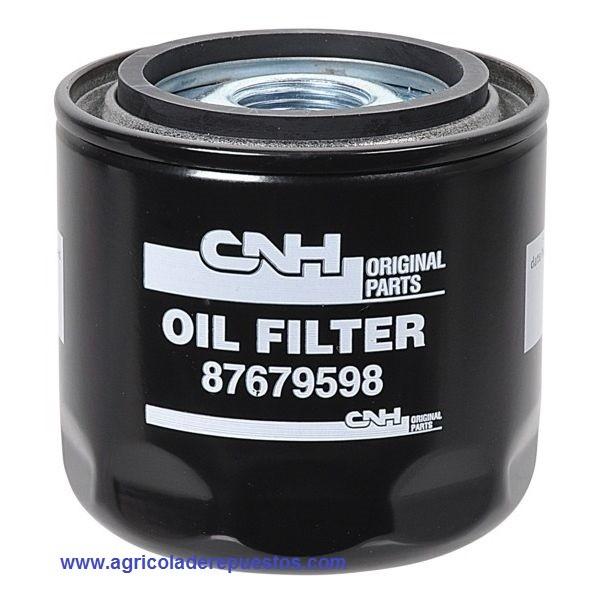 Filtro de aceite T4.95. CNH