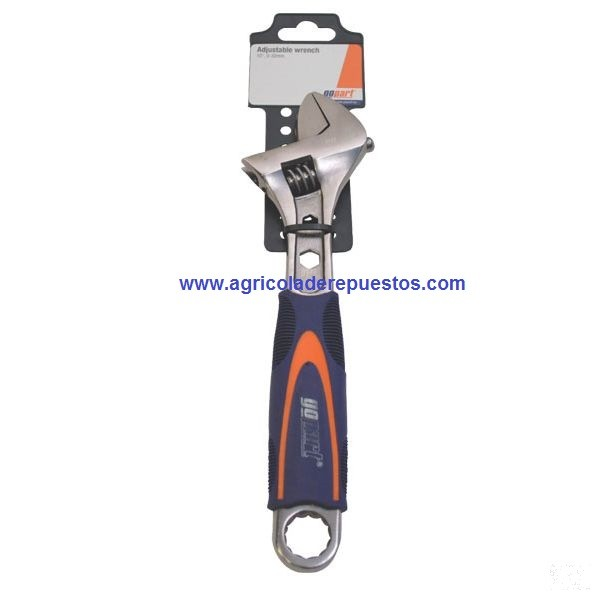 "Llave ajustable 10"" - 250 mm. Gopart"