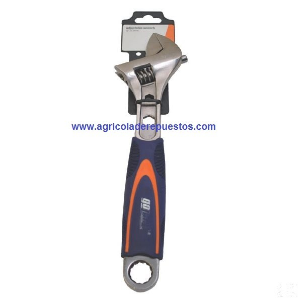 "Llave ajustable 12"" - 300 mm. Gopart"