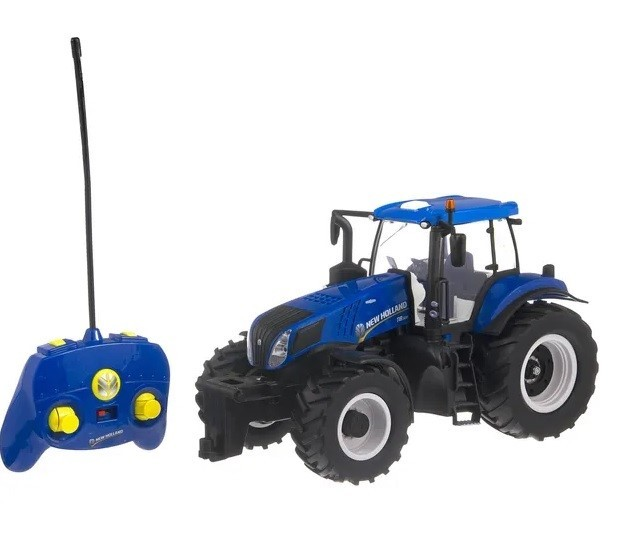New Holland de radio control 1/16