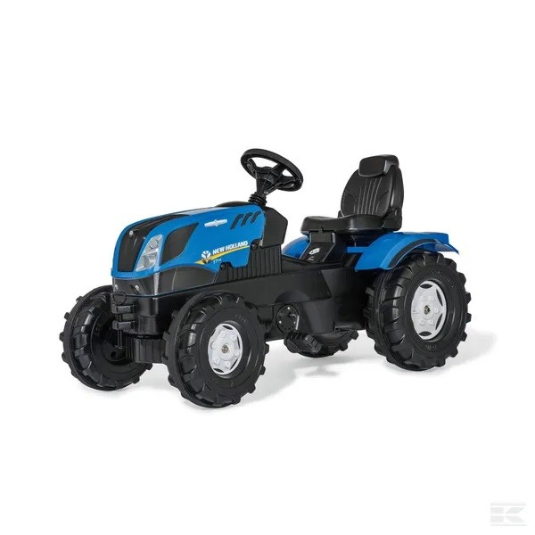 Tractor New Holland T7 a pedales .