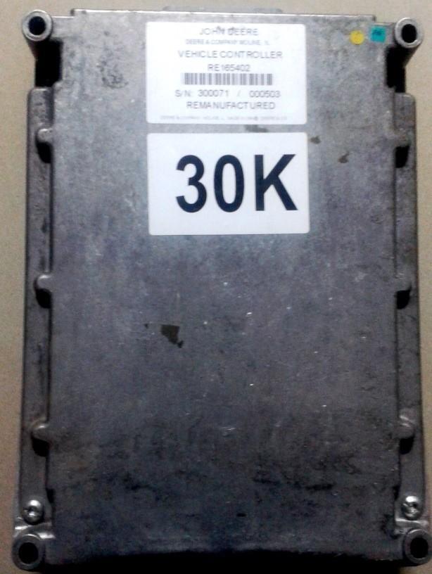 Controladora electrónica John Deere RE165402