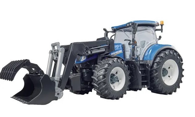 New Holland T7.315 + pala cargadora 1/16